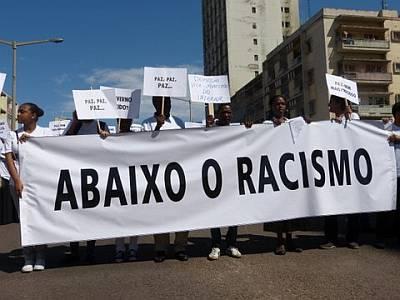 Marcha pela Paz e contra a Insegurança