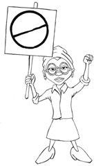 A Feminista Durona e o casamento prematuro