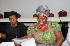 Capacitação para mulheres da Liga da MDM