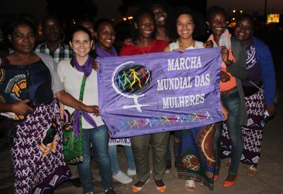 Marcha Mundial Maputo Maio 2014