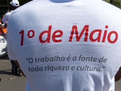 Desfile do 1º de Maio de 2013 em Maputo