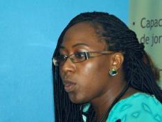 Amina Issa, Action Aid