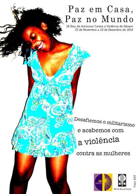 Cartaz 16 Dias 2014