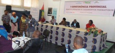 Conferência HOPEM Inhambane