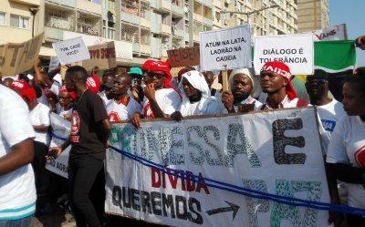 Manifestação 27 de Agosto