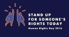 Logo do Dia dos Direitos Humanos