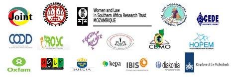 Logos das Organizações da Sociedade Civil