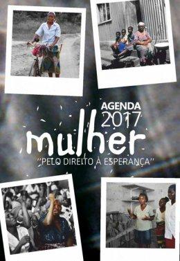 Capa da Agenda Mulher 2017