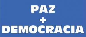 Logo do Movimento Paz e Democracia