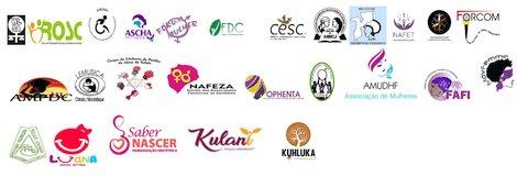 Organizações que subscrevem a declaração